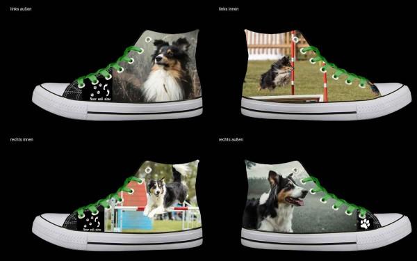 Schuh (Design: 5033 )Sneaker High