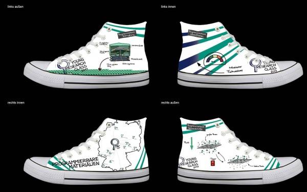 Schuh (Design: 4654 )Sneaker High