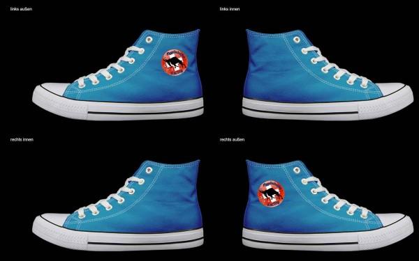 Schuh (Design: 5497 )Sneaker High