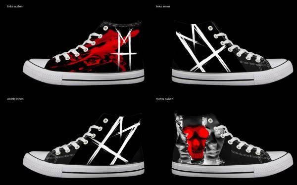 Schuh (Design: 4454 )Sneaker High