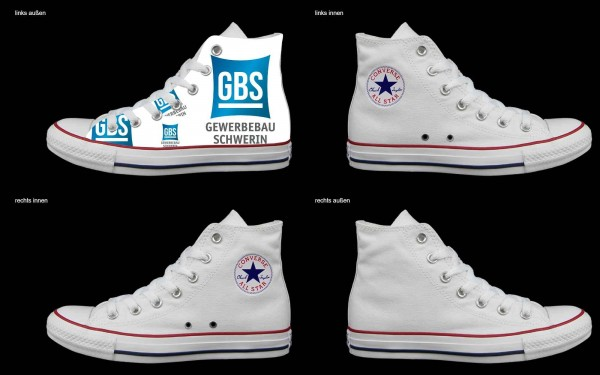 Schuh (Design: 4276 )Converse High