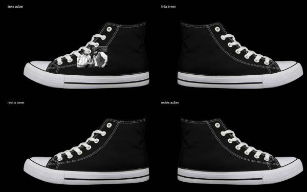 Schuh (Design: 4776 )Sneaker High