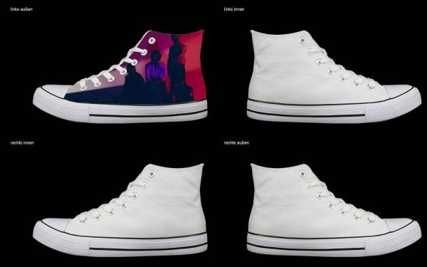 Schuh (Design: 5680 )Sneaker High
