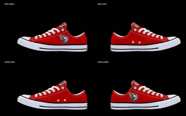 Schuh (Design: 3478 )Converse Low