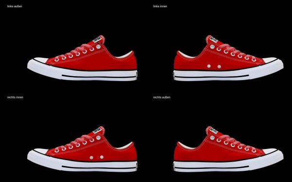 Schuh (Design: 7750 )Converse Low