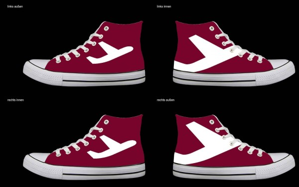 Schuh (Design: 7301 )Sneaker High