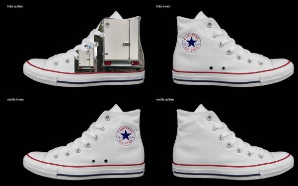 Schuh (Design: 7951 )Converse High