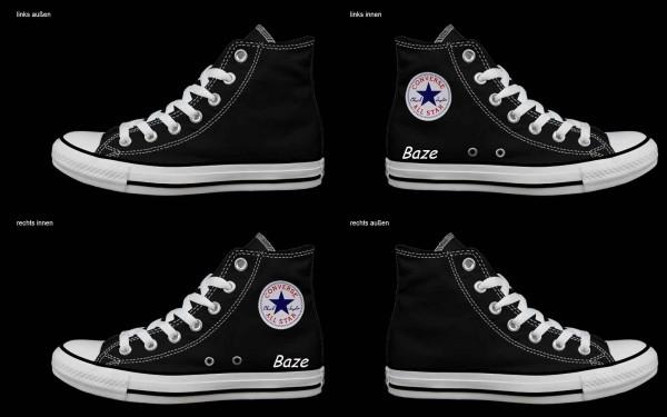 Schuh (Design: 7476 )Converse High