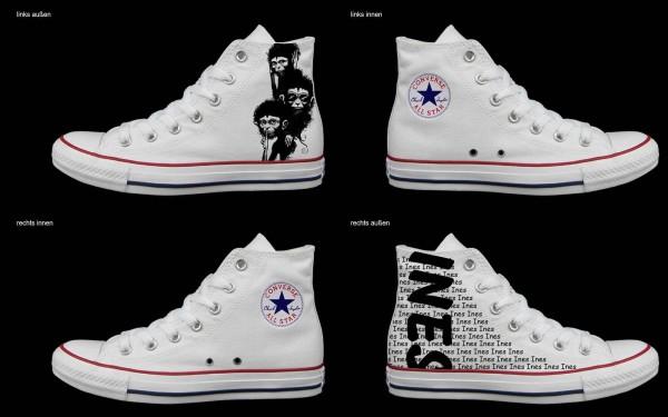 Schuh (Design: 4396 )Converse High