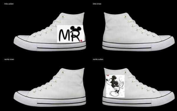 Schuh (Design: 5094 )Sneaker High