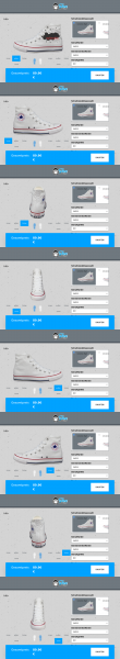 Schuh (Design: 14758) converse high