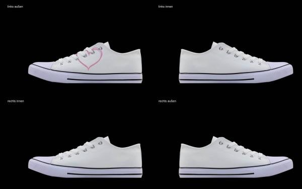 Schuh (Design: 7236 )Sneaker Low