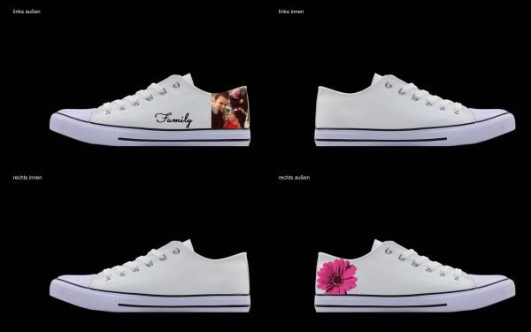 Schuh (Design: 7407 )Sneaker Low