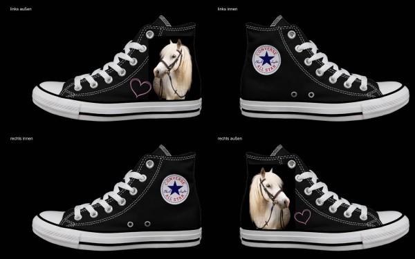 Schuh (Design: 4953 )Converse High