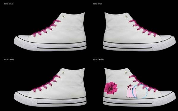 Schuh (Design: 5030 )Sneaker High