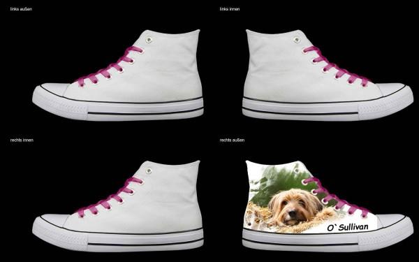 Schuh (Design: 4757 )Sneaker High