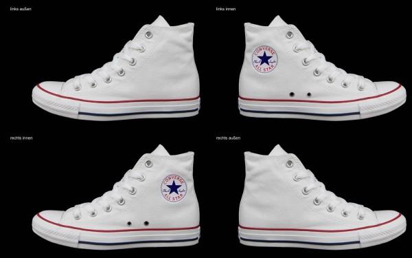 Schuh (Design: 7700 )Converse High