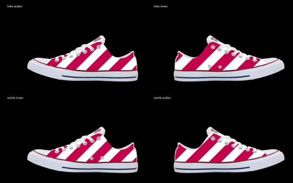Schuh (Design: 7158 )Converse Low