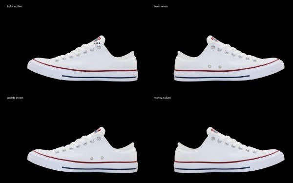 Schuh (Design: 4208 )Converse Low