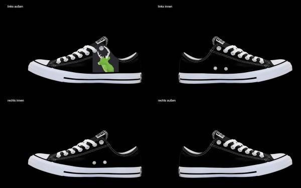 Schuh (Design: 5786 )Converse Low