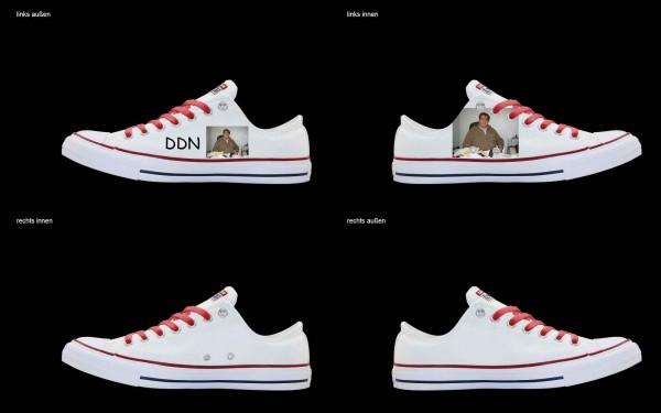 Schuh (Design: 7192 )Converse Low