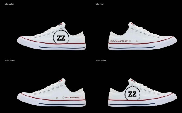 Schuh (Design: 6631 )Converse Low