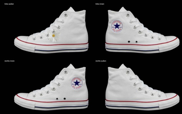 Schuh (Design: 7375 )Converse High