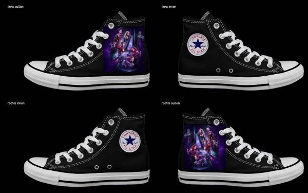 Schuh (Design: 5407 )Converse High
