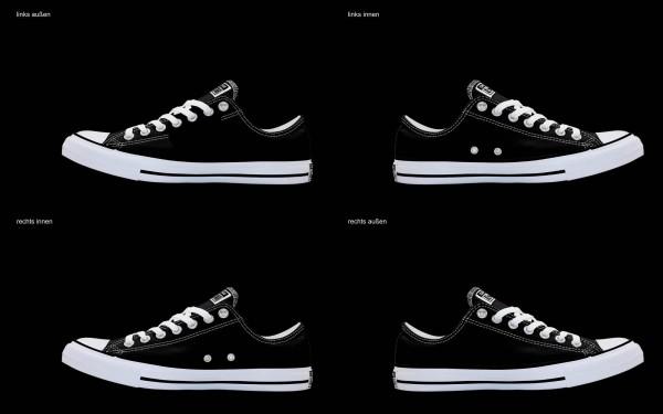 Schuh (Design: 8206 )Converse Low