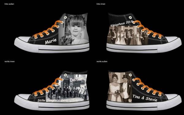 Schuh (Design: 3381 )Sneaker High