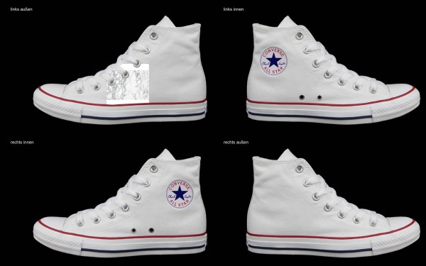 Schuh (Design: 5506 )Converse High