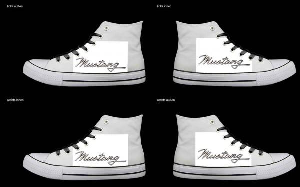 Schuh (Design: 4156 )Sneaker High