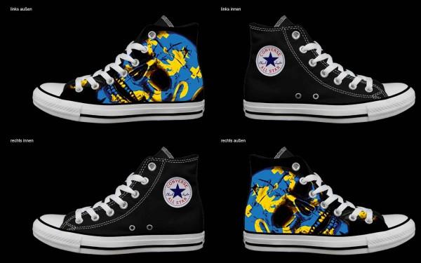 Schuh (Design: 5091 )Converse High