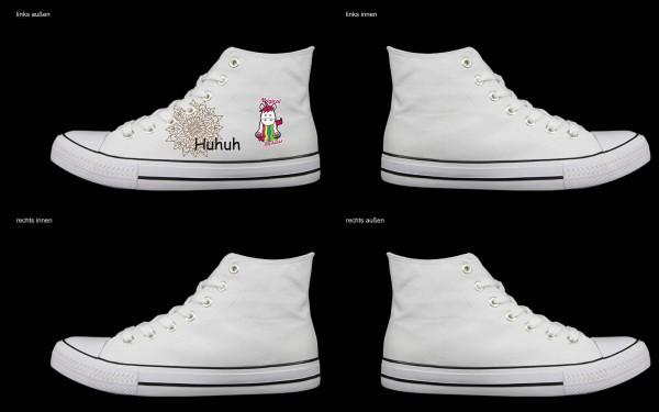 Schuh (Design: 3493 )Sneaker High