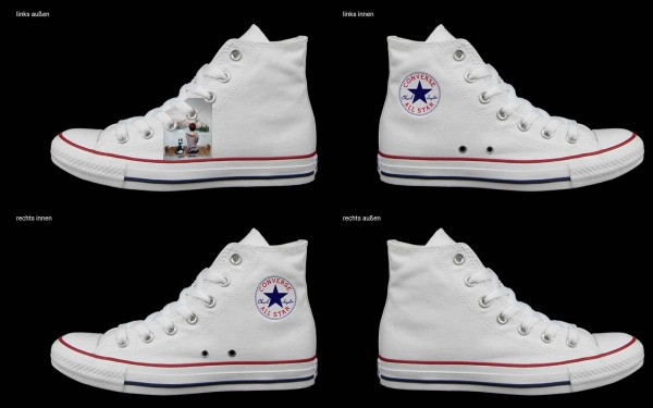 Schuh (Design: 7746 )Converse High