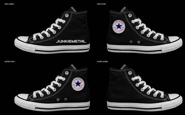 Schuh (Design: 7229 )Converse High