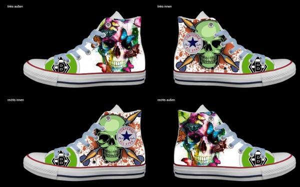 Schuh (Design: 7883 )Converse High