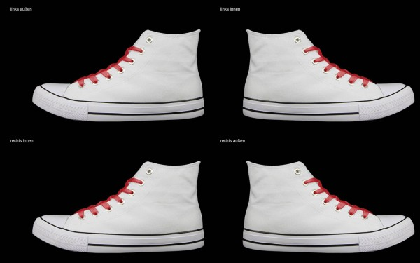 Schuh (Design: 8218 )Sneaker High