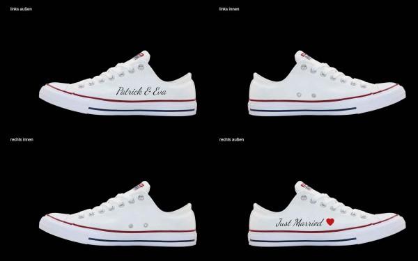 Schuh (Design: 7471 )Converse Low