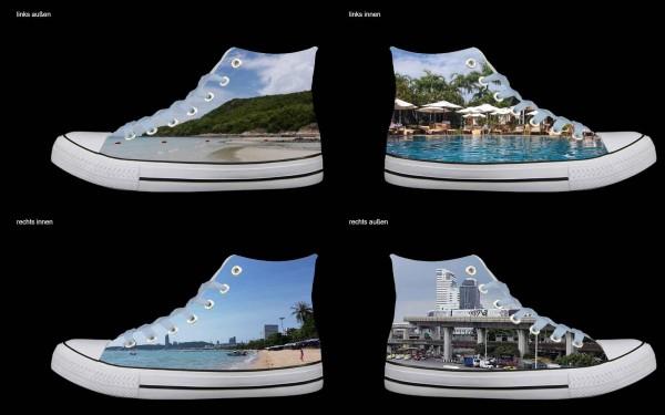 Schuh (Design: 5040 )Sneaker High