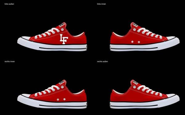 Schuh (Design: 7601 )Converse Low