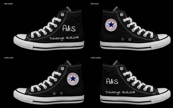 Schuh (Design: 3240 )Converse High