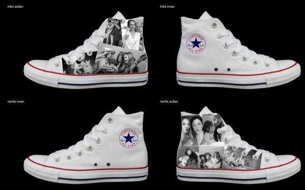 Schuh (Design: 5817 )Converse High