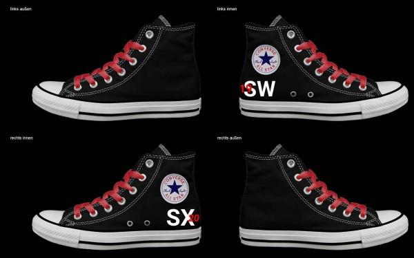 Schuh (Design: 4969 )Converse High