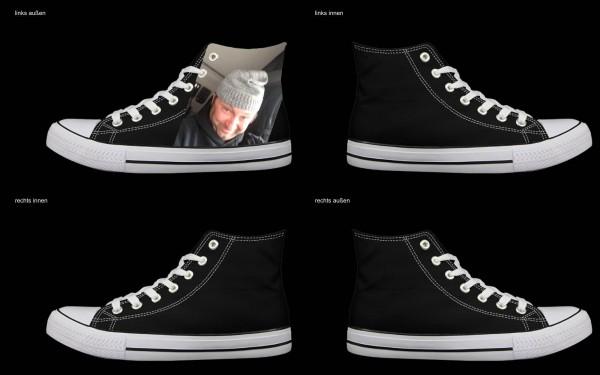 Schuh (Design: 4530 )Sneaker High