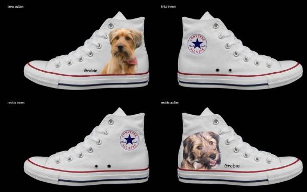Schuh (Design: 4334 )Converse High