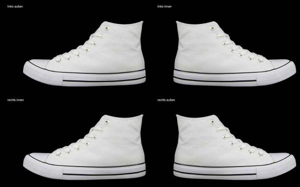 Schuh (Design: 6954 )Sneaker High
