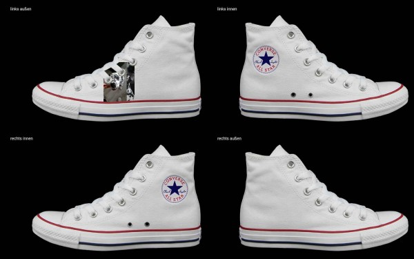 Schuh (Design: 7479 )Converse High