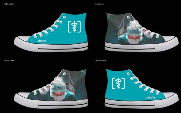 Schuh (Design: 5404 )Sneaker High