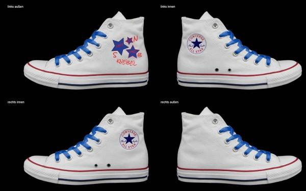 Schuh (Design: 5384 )Converse High
